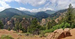 Mt. Cutler Trailhead