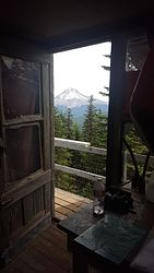 Devils Peak Lookout
