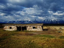 Cunningham Cabin Trail
