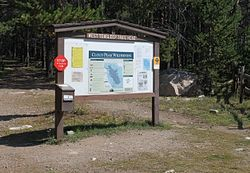 West Tensleep Lake Trailhead
