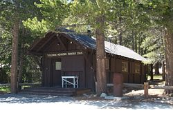 Tuolumne Meadows Ranger Station