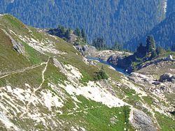 Fire Creek Pass