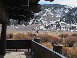 Jackson Hole & Greater Yellowstone Visitor Center