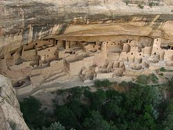 Cliff Palace Overlook