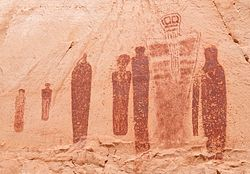 Great Gallery Pictographs