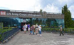 Bradford Island Visitor Center