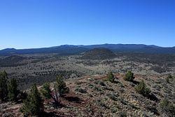 Lava Butte Rim Trail