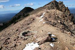 Lassen Peak Trail