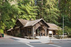 Big Basin Redwoods State Park Headquarters