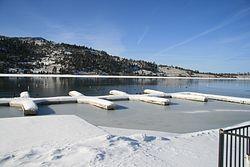 June Lake Marina