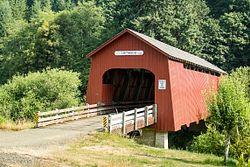 Chitwood Covered Bridge