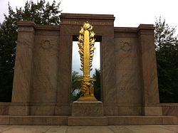 Second Division Monument