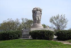 John Ericsson Monument