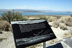 Black Point Fissures Trail