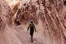 Little Wild Horse Canyon Narrows