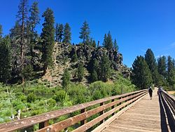 Deschutes River Hiking Trail