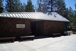 Lava Lands Visitor Center
