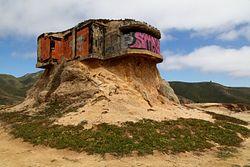 Devil's Slide Bunker