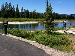 Flagg Ranch Boat Launch