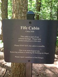 Arthur Fife Cabin