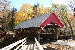 Flume Bridge