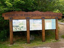 Old Bridle Path Trailhead