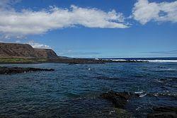 Ka'aha Cove Snorkeling Spot