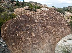 Shooting Gallery Petroglyphs