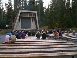 Mazama Amphitheater