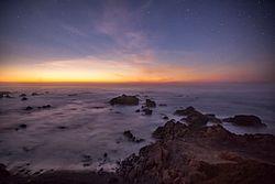 Laguna Point Seal Watching Area