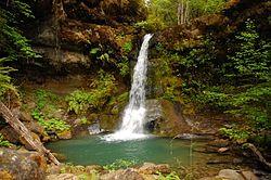 Flora Dell Falls