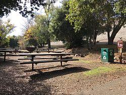 Arroyo Flats Group Campsite