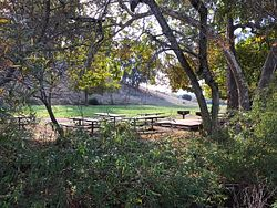 Ranch Side Group Picnic Site