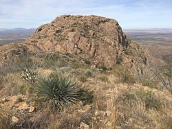 Agua Caliente Trail