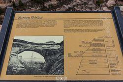 Sipapu Bridge View