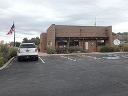 Kane Gulch Ranger Station