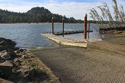 Knight Park Boat Ramp