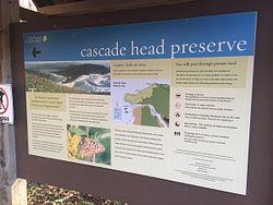 Cascade Head Lower Trailhead