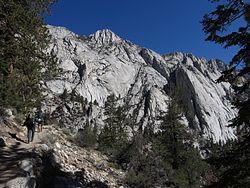 Whitney Portal National Recreation Trail