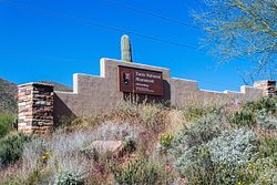 Tonto National Monument Visitor Center