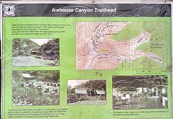 Icehouse Trailhead