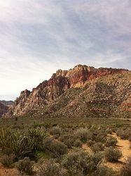 Red Rock Wash Overlook