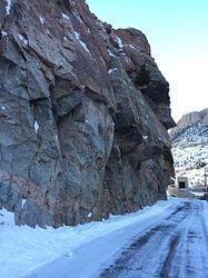Hayden Arch Road Climbing Area
