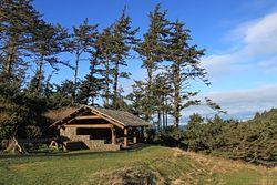 Ecola Point Picnic Shelter
