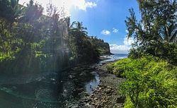 Honokohau Bay Beach Access