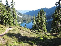 Pacific Crest Trail Section J (WA)
