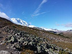 North Burroughs Mt Trail