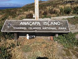 Anacapa Ranger Station