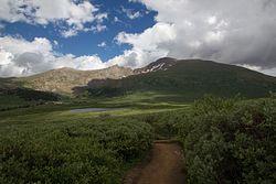 Mt. Bierstadt Trail