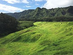 Lulumahu Falls Trail
